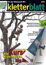 Cover Kletterblatt 2005