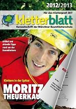 Cover Kletterblatt 2012