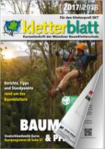 Cover Kletterblatt 2017