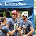 Deutsche Baumklettermeisterschaft 2018: Vorwettkämpfe