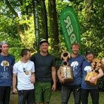 Deutsche Baumklettermeisterschaft 2018: Preisverleihung