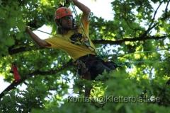 ISA-Baumklettermeisterschaften 2012 am Ammersee bei München