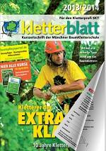 Cover Kletterblatt 2013