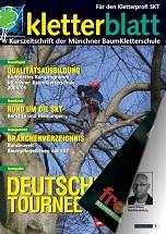 Cover Kletterblatt 2004