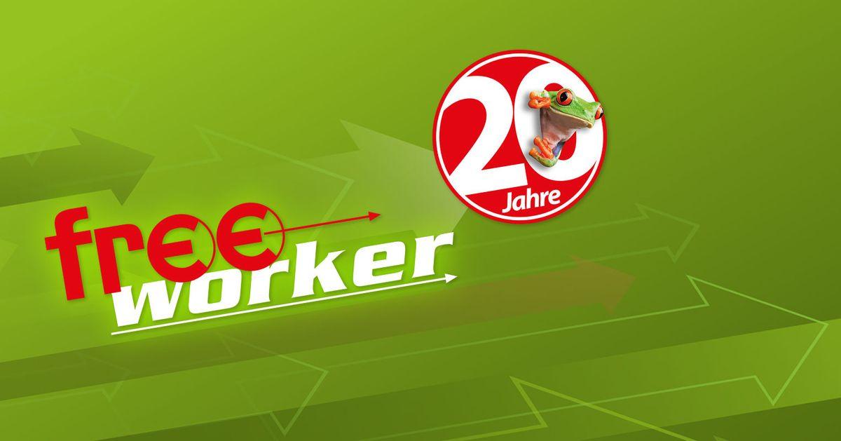 Freeworker – 20 Jahre Partner der Baumpfleger