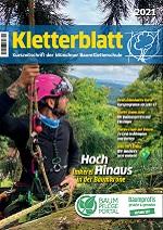 Cover Kletterblatt 2021